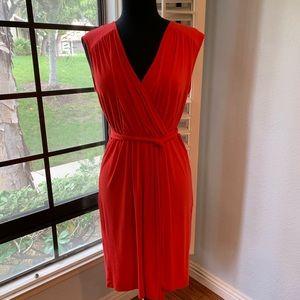 PHILOSOPHY Coral Dress